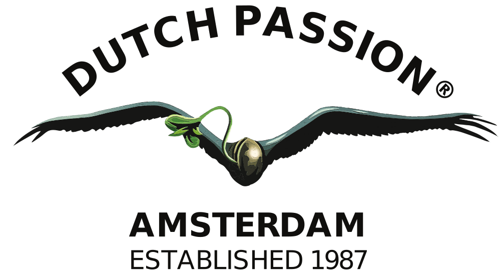 Dutch Passion Logo Amsterdam
