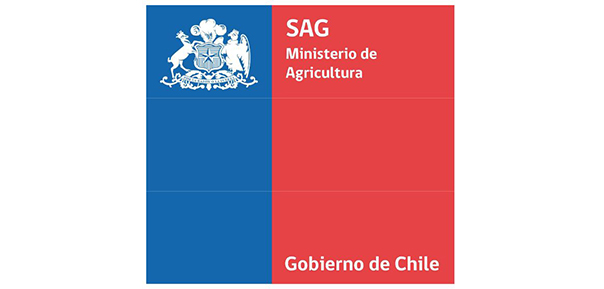 Logo Ministry of Agriculture - Government of Chile