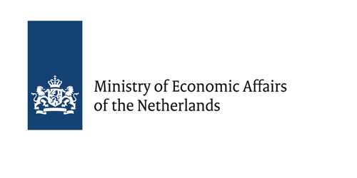 Logo Ministry of Economic Affairs of the Netherlands