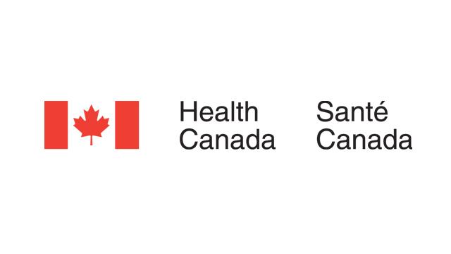 Logo Ministry of Health Canada