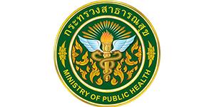Logo Ministry of Public Health - Thailand